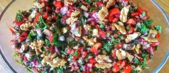 Gavurdağı Salad