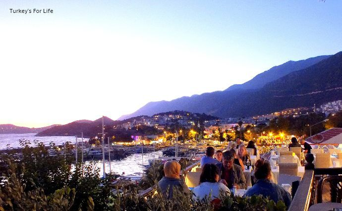 Things To do In Kaş - Bars And Restaurants