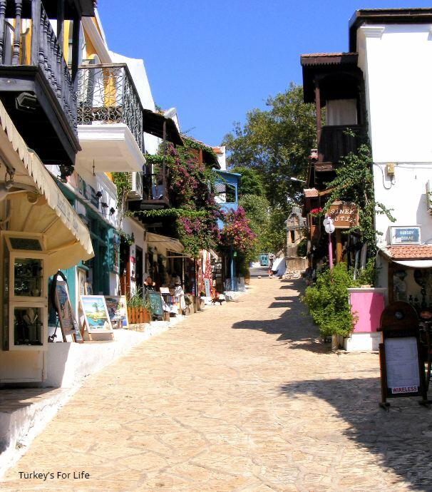 Shopping In Kaş