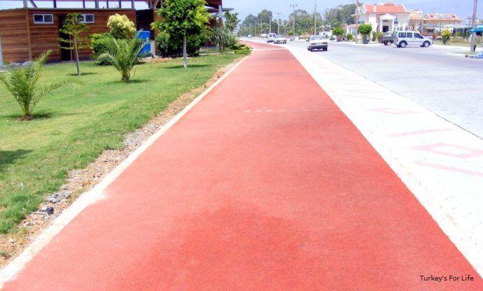 Fethiye Running Track