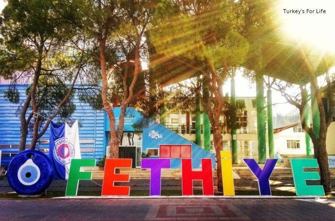 Fethiye Letters