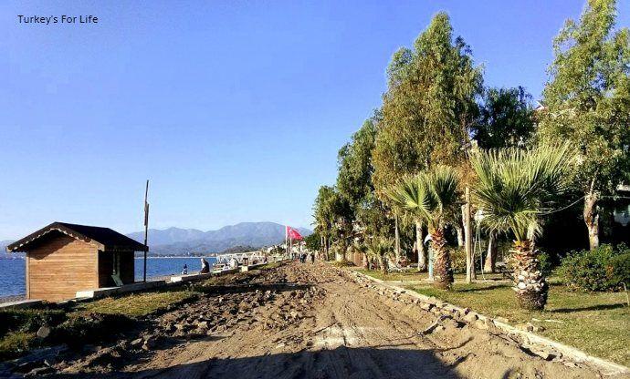 Çalış Beach Revamp