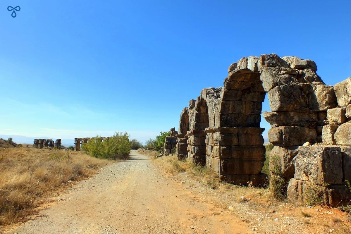 Antioch In Pisidia Aqueduct