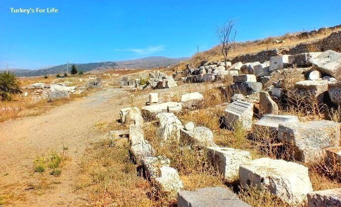 Exploring Antioch of Pisidia