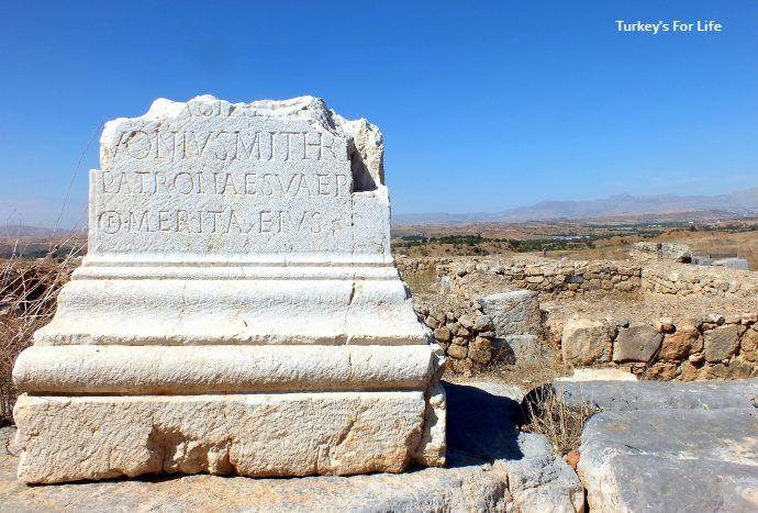 Antioch Of Pisidia Details