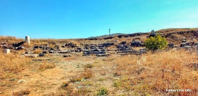 Antioch Of Pisidia Propylon