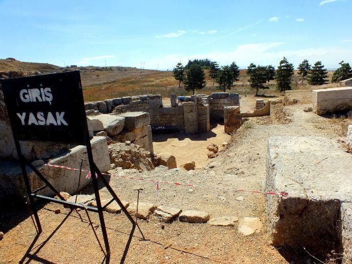 Great Basilica, Pisidian Antioch