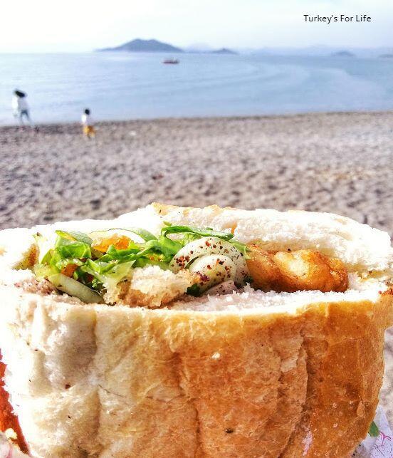 Fishermen's Place, Balık Ekmek