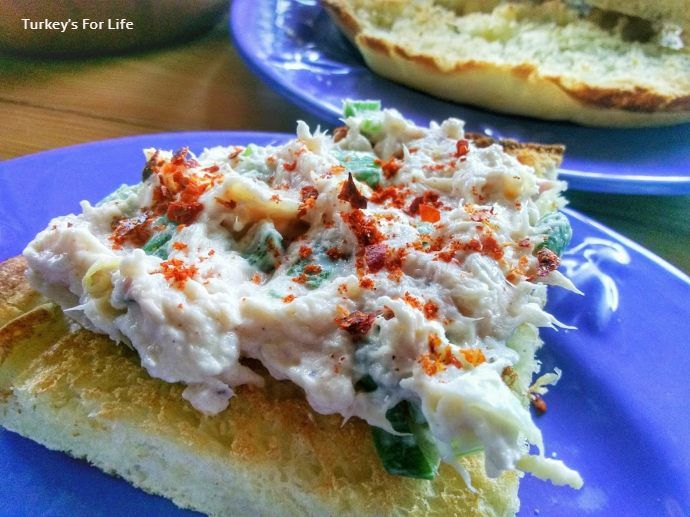 Homemade Smoked Trout Pate