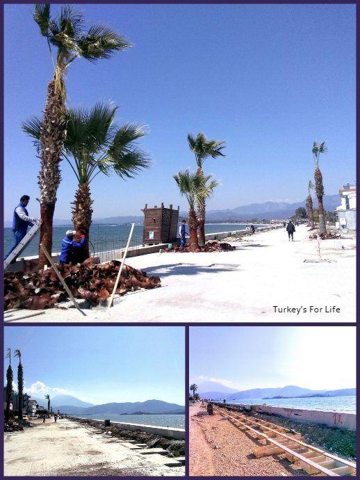March News Çalış Beach Project