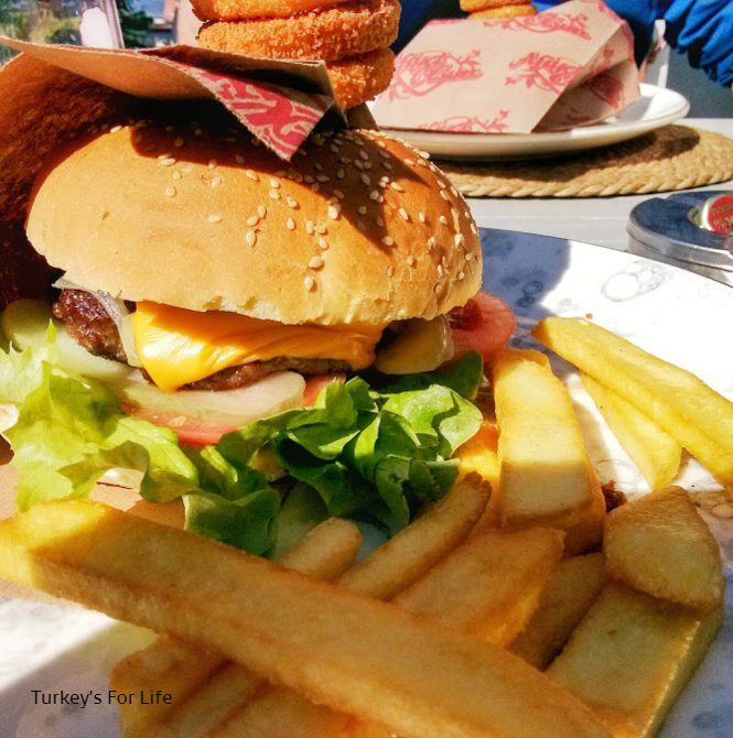 Denizatı Burger