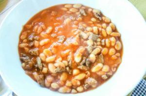Recipe For Kuru Fasaulye