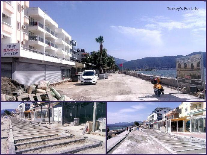 Çalış Promenade