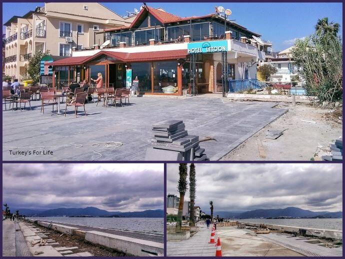Calış Beach Project