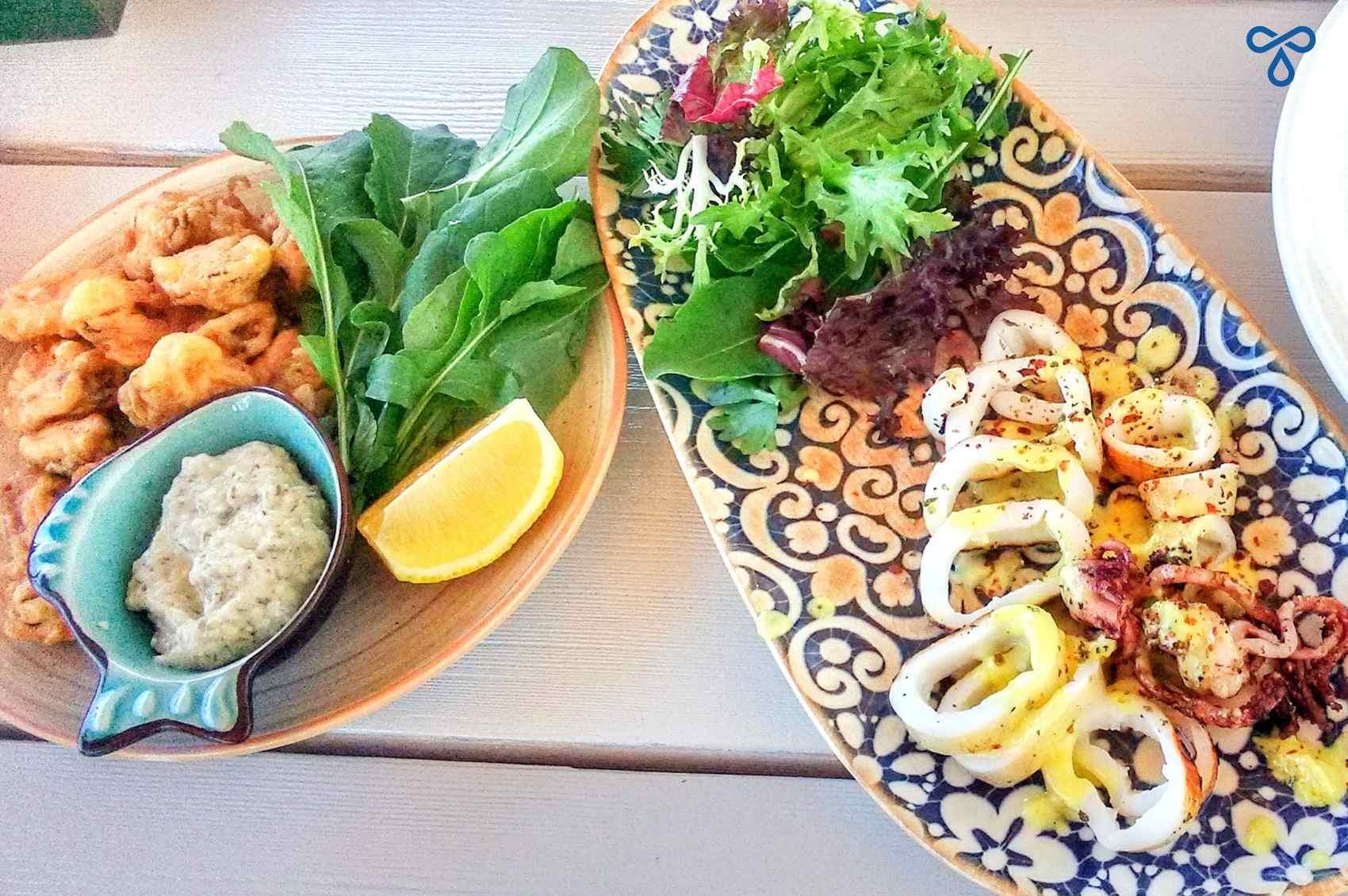 Seafood At Denizatı Restaurant, Fethiye