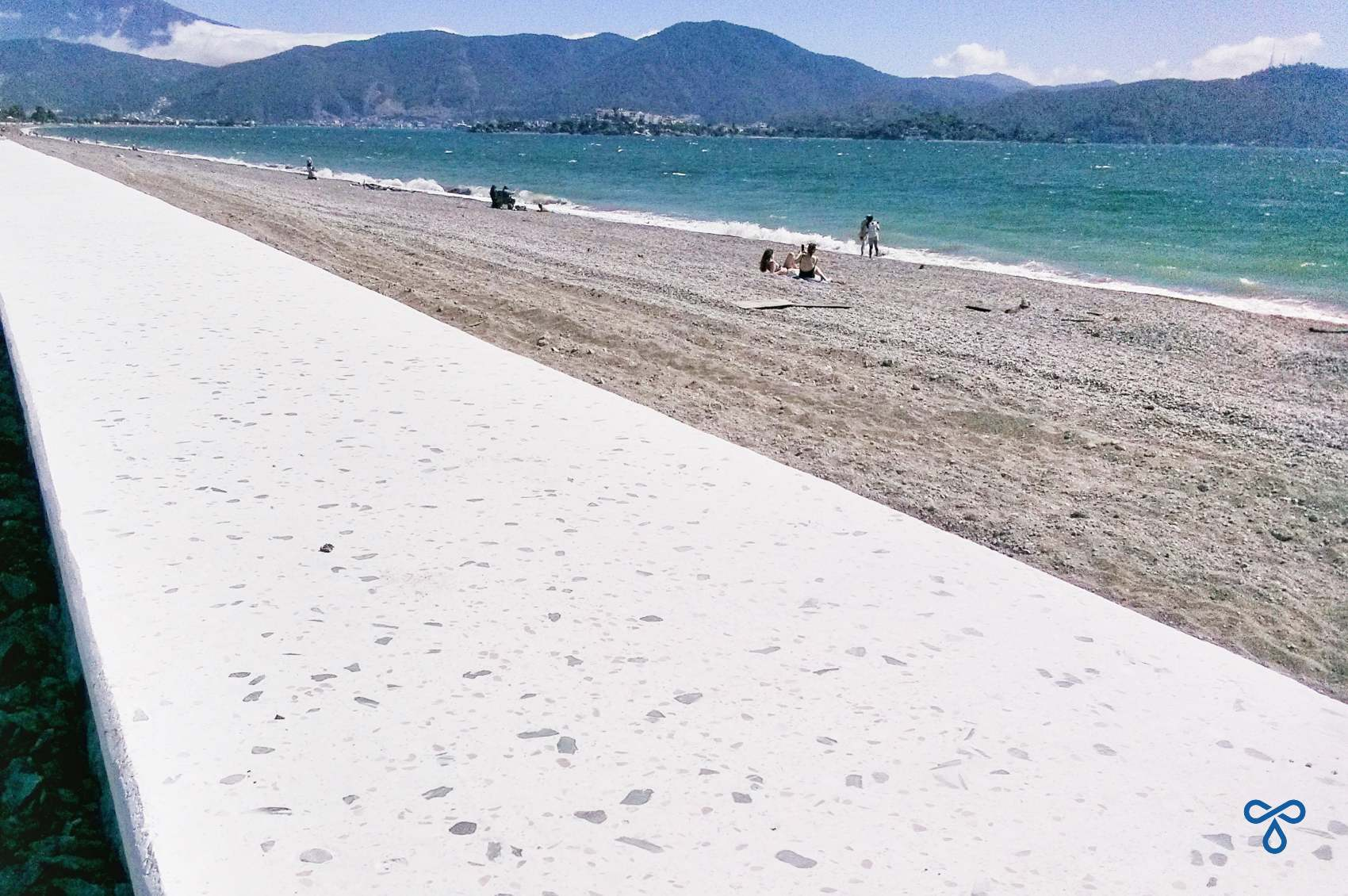 Çalış Beach Renovation
