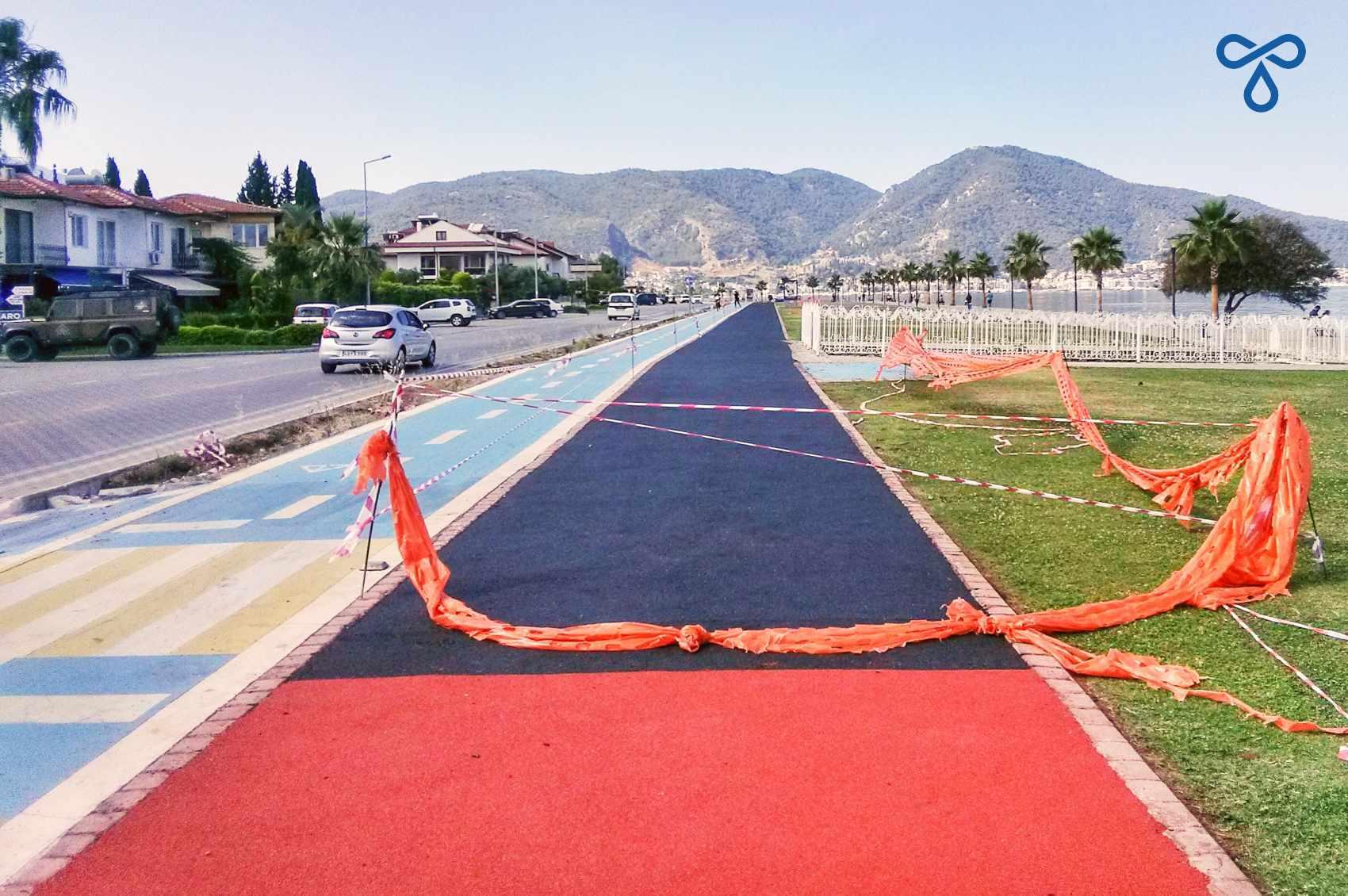 Running Track Upgrade