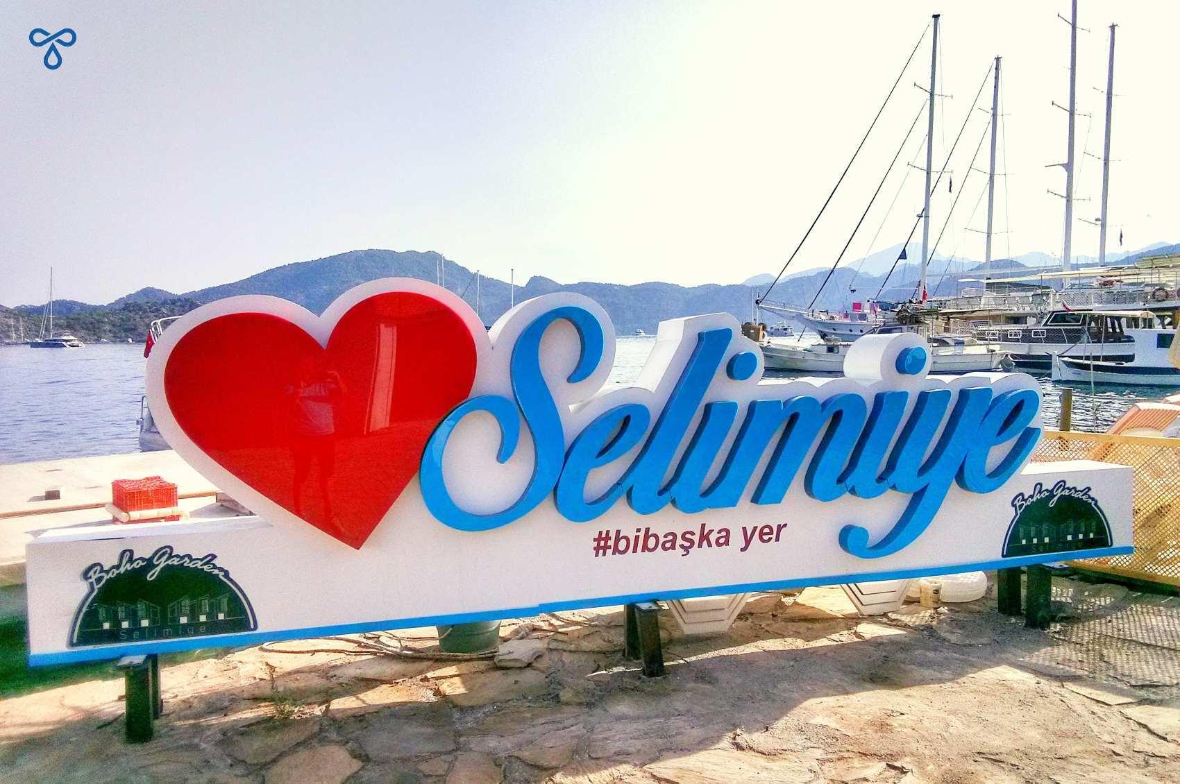 Selimiye, Bozburun Peninsula