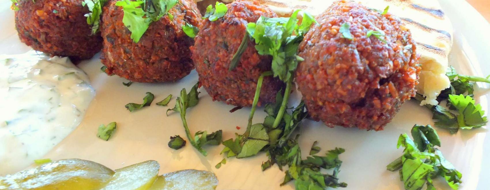 Recipe For Falafel