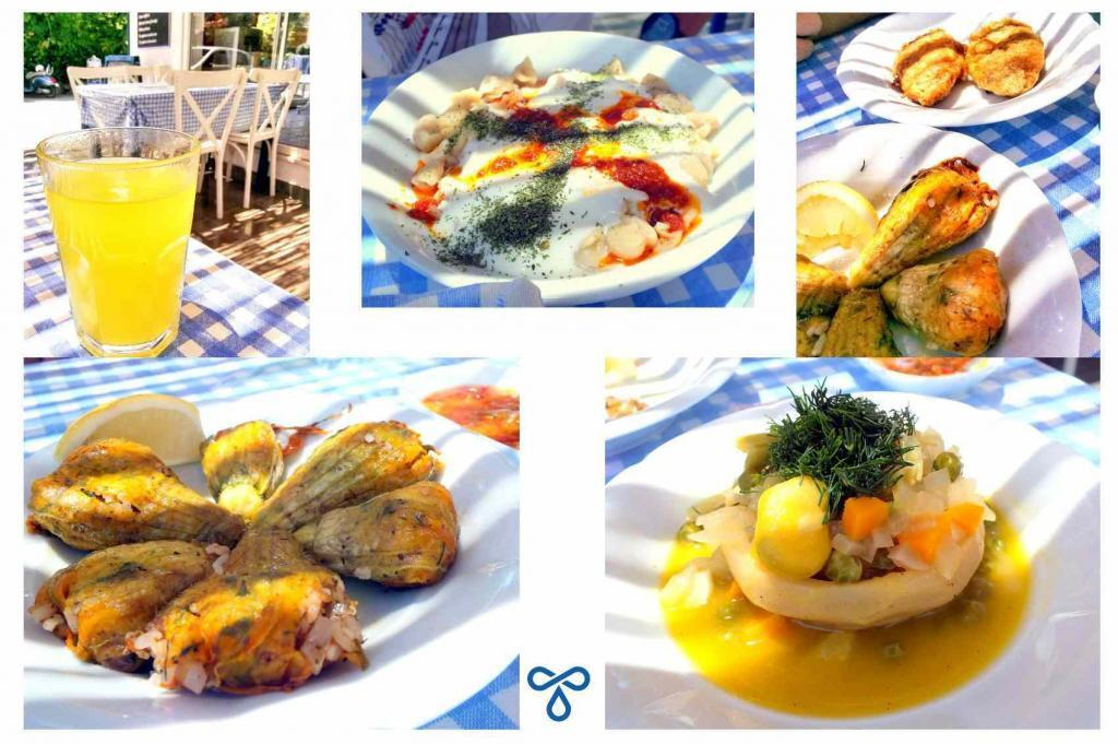 Where To Eat In Selimiye