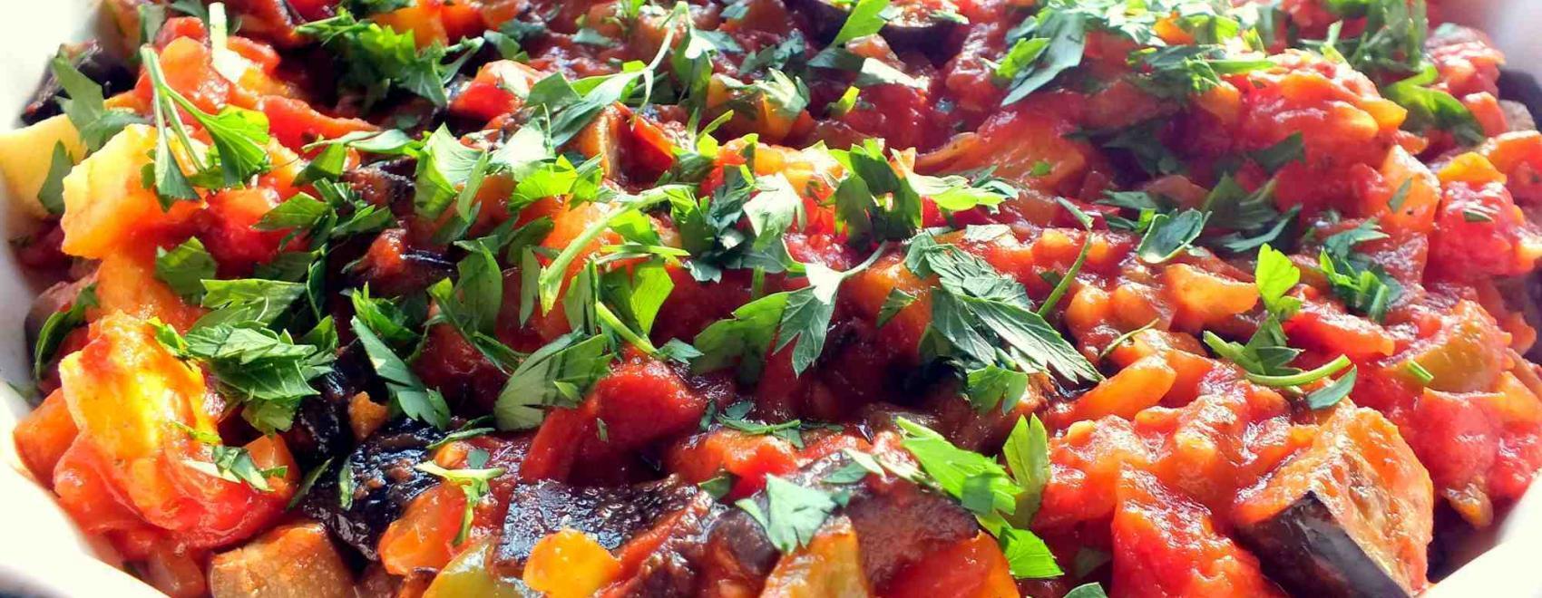 Turkish Şakşuka Recipe