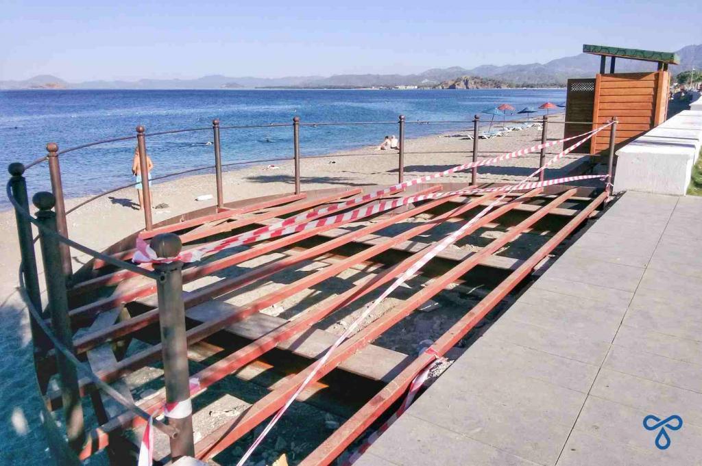 Çalış Beach Promenade Development