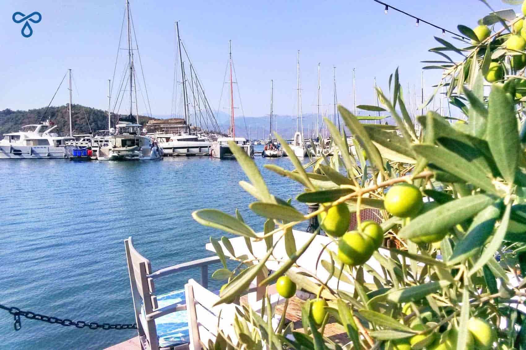 Girida Port, Fethiye