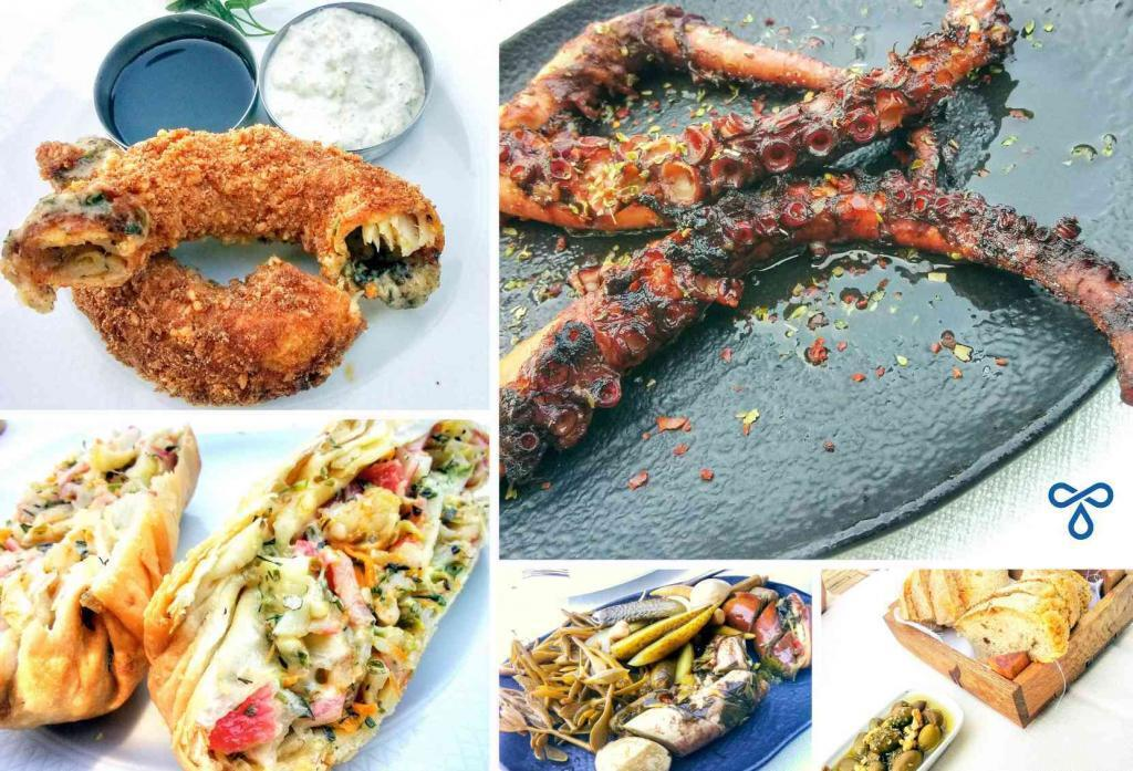 Girida Port Seafood Restaurant, Fethiye
