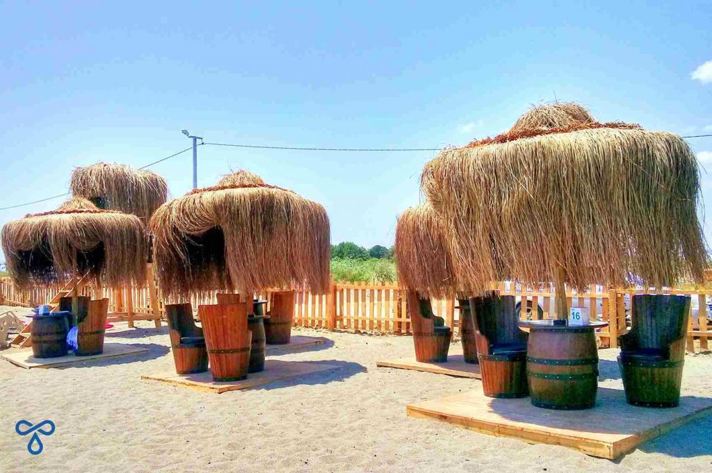 Karataş Beach Seating, Fethiye