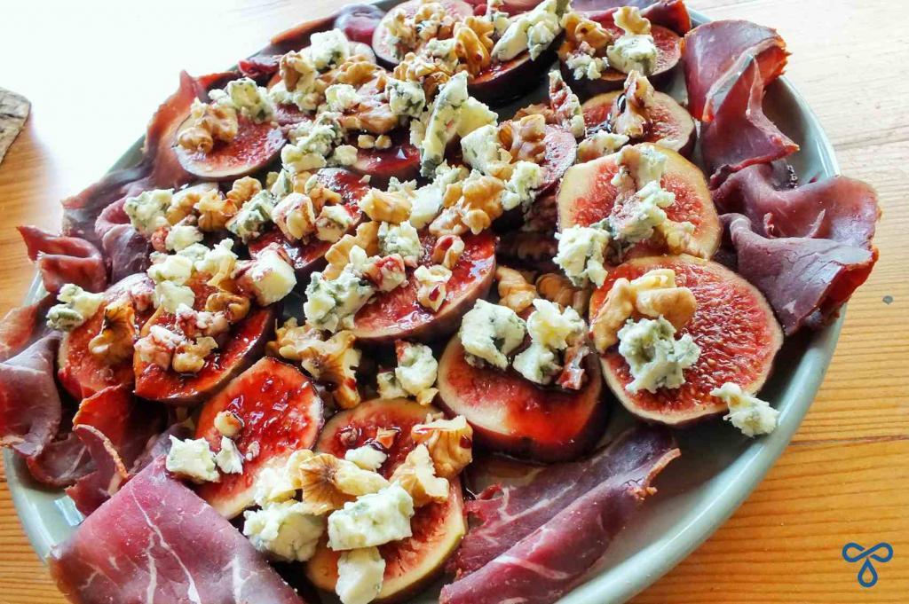 Summer Fig Platter