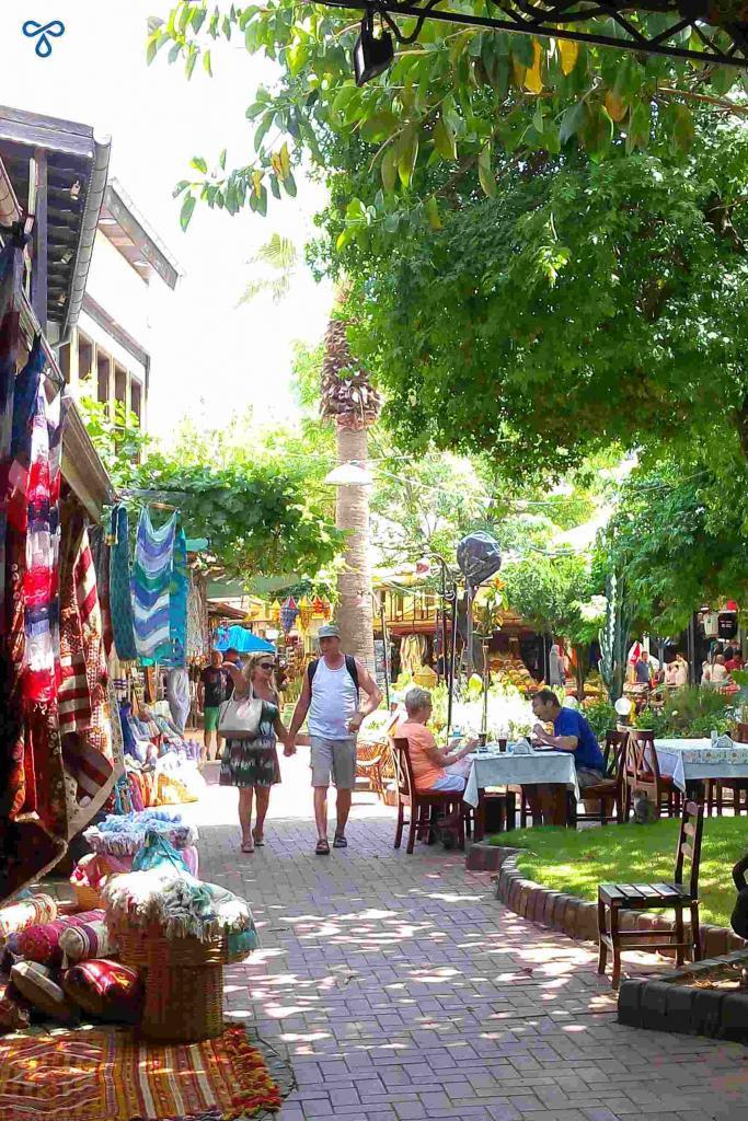 Paspatur, Fethiye Old Town