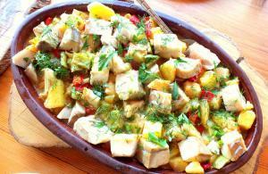Turkish Fish Stew Recipe